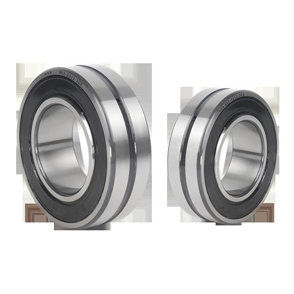 Spherical Roller Bearings d 25~130mm